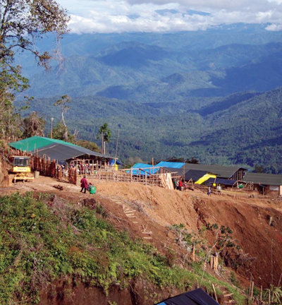 Crater Gold Mining has commenced gold mining at its High Grade Zone (HGZ) project at Crater Mountain in Papua New Guinea's Eastern Highlands Province.