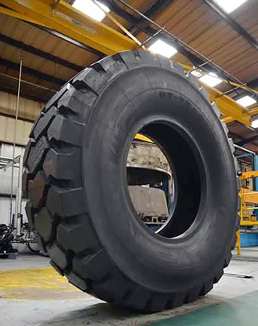 Kal Tire retread