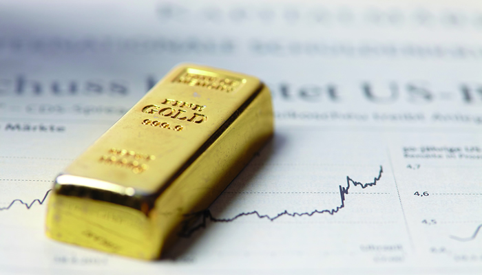 In gold we trust: the safe haven commodity returns