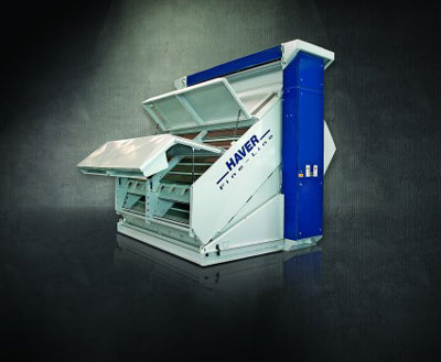 Haver Australia has launched its next generation Haver FINE-LINE screening machine,